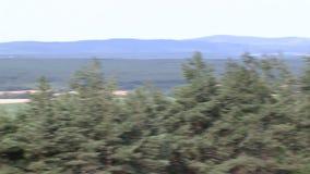 El campo y las montañas búlgaros metrajes