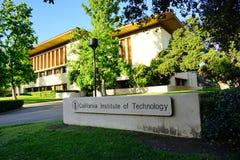 El campus de Caltech imagen de archivo libre de regalías