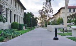 El campus de la universidad occidental (Oxy) Foto de archivo