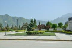 El campus de la universidad politécnica del noroeste imagenes de archivo