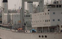 El Canal de Panamá Fotos de archivo libres de regalías