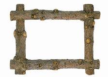 El capítulo para la foto del cedro rústico, pegado emite Fotos de archivo