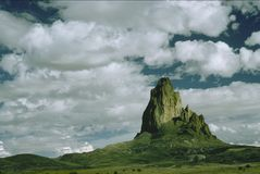 El Cap. A rocky spire near four corners Royalty Free Stock Images