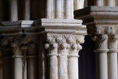 El capital de columna Imagen de archivo libre de regalías
