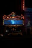El Capitan剧院 库存照片
