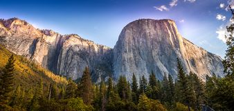 EL Capitan, εθνικό πάρκο Yosemite στοκ φωτογραφία με δικαίωμα ελεύθερης χρήσης