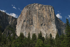 El Capitan Royalty Free Stock Image