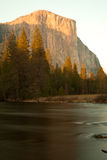 El Capitan mountain Royalty Free Stock Photos