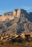 EL Capitan & pedregulhos Fotografia de Stock Royalty Free