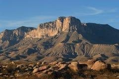 El Capitan & Boulders Stock Photos