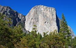 EL Capitan dans Yosemite Image libre de droits