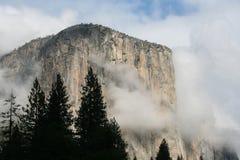 EL Capitan de stationnement national de Yosemite Images libres de droits