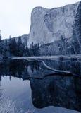 EL Capitan en Yosemite Foto de archivo libre de regalías