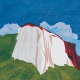 El Capitan ilustracja Zdjęcia Royalty Free
