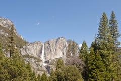 EL Capitan nella sosta del Yosemite Fotografia Stock Libera da Diritti