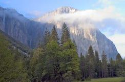 el capitan np Yosemite Zdjęcia Stock