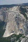 El Capitan od wartownik kopuły obrazy stock