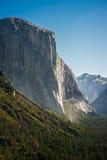 EL Capitan, parco nazionale di Yosemite Fotografia Stock Libera da Diritti