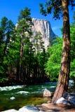 el capitan park narodowy Yosemite Zdjęcie Stock