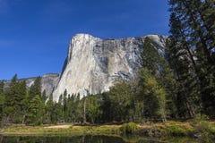 EL Capitan, parque nacional de Yosemite, California, los E.E.U.U. fotografía de archivo