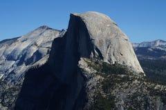 This is the mountain El Capitan in Yosemite. El Capitan is rock climbers challenge.