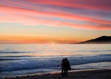 EL Capitan Romance Photos libres de droits