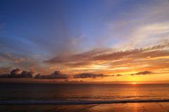 El Capitan state beach, California Stock Images