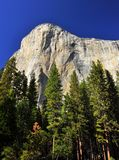 EL Capitan, stationnement national de Yosemite, la Californie Photo libre de droits