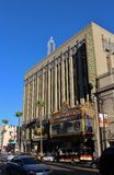 El Capitan Theatre, Hollywood Stock Photos