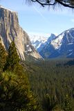 El Capitan Three Royalty Free Stock Image