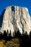 El Capitan Up Close Royalty Free Stock Photography