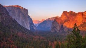 EL Capitan Yosemite video estoque