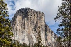 EL Capitan - Yosemite Στοκ Φωτογραφίες