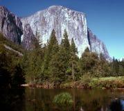 EL Capitan-Yosemite stockbild