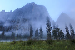 El Capitan Yosemite Royalty Free Stock Photos