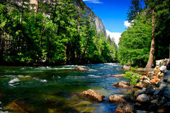 El Capitan, Yosemite National park Royalty Free Stock Image