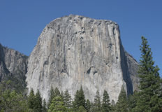 El Capitan, Yosemite National Park Royalty Free Stock Photos