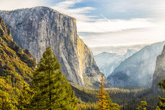 The El Capitan royalty free stock photos