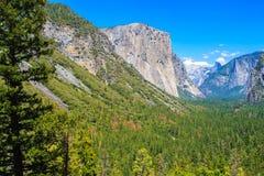 El Capitan, Yosemite National Park Stock Photos