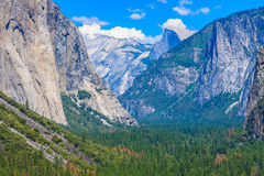 El Capitan, Yosemite National Park Stock Photo