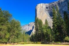 El Capitan, Yosemite National Park, California Stock Photo