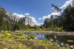 El Capitan, Yosemite national park, California, usa Stock Image