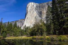 El Capitan, Yosemite national park, California, usa Stock Images