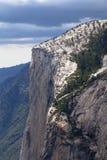 El Capitan in Yosemite National Park Royalty Free Stock Photo