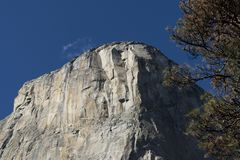 El Capitan, Yosemite National park USA stock photography