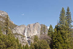 El Capitan in Yosemite Park Royalty Free Stock Photography