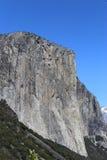 El Capitan in Yosemite Stock Photos
