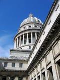 EL Capitolio, Avana Fotografia Stock