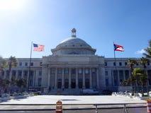 El Capitolio De Puerto Rico Royaltyfria Bilder