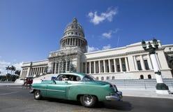 EL Capitolio em Havana Fotos de Stock Royalty Free